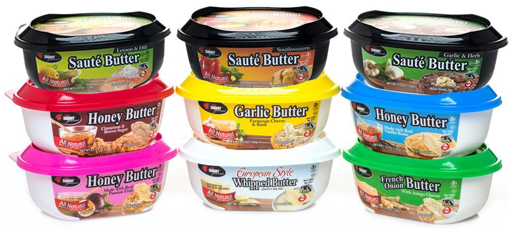 Gourmet Butter Collection