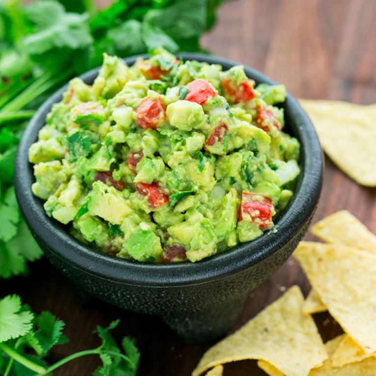 Don't pay extra for guac! Make a homemade gourmet version instead.