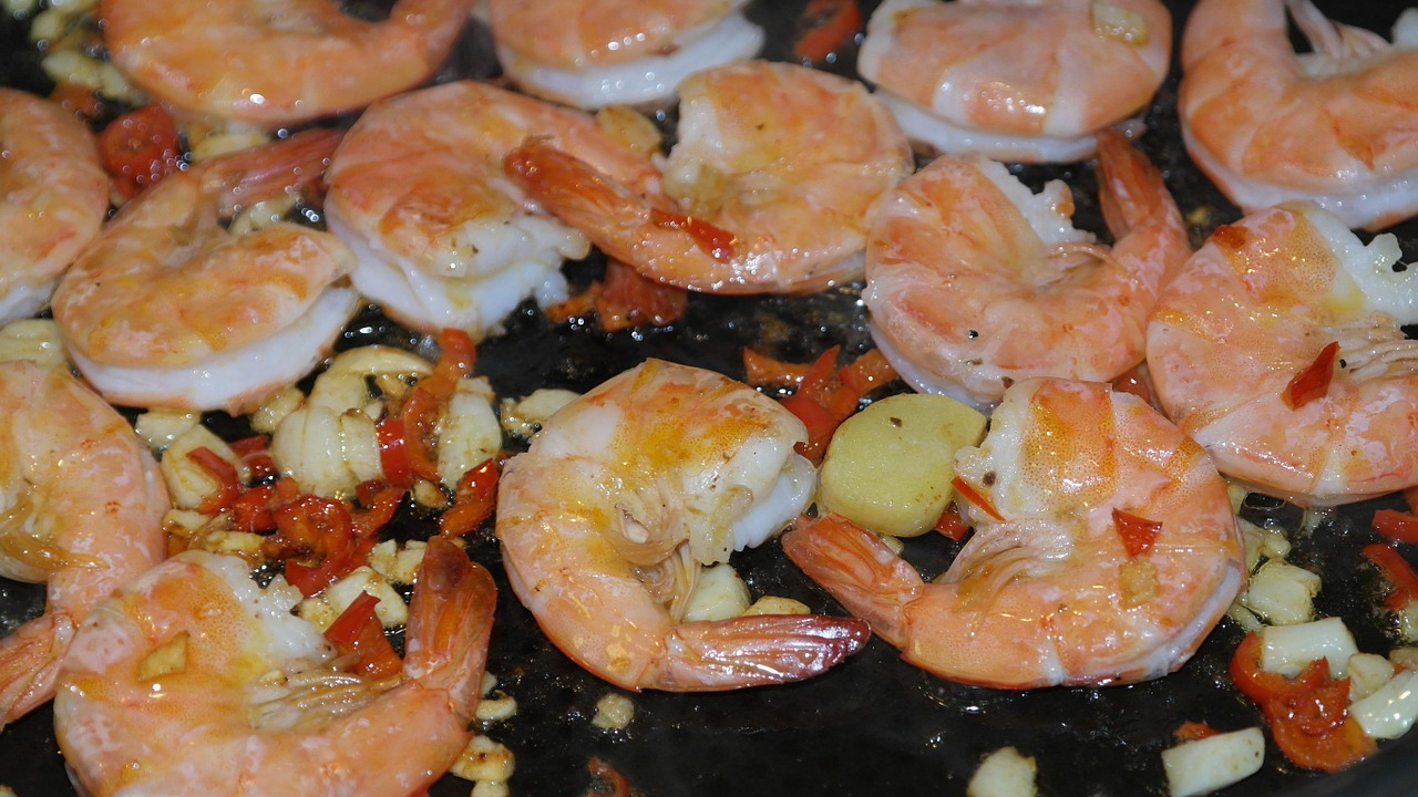 Make shrimp scampi with Chef Shamy butter.