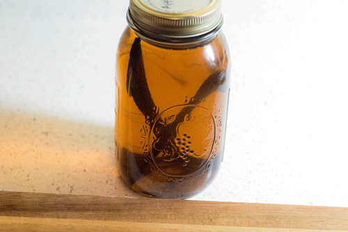 Control the flavor and quality of your vanilla bean extract by making it at home.