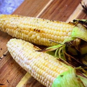 3 Ways - Grilled Corn on the Cob Recipe