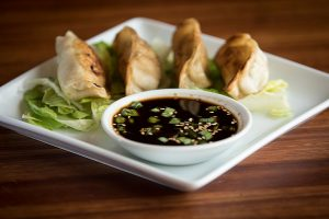 Ginger Chili Pot Stickers Sauce