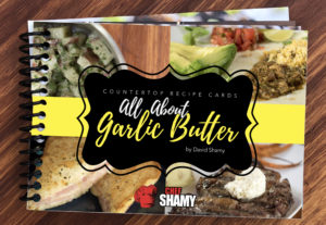 All About Garlic Butter - Volume I