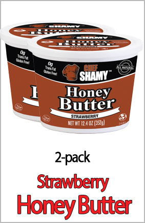 Strawberry Honey Butter