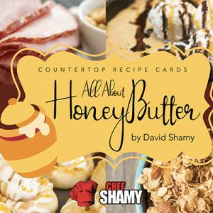 All About Honey Butter Cookbook