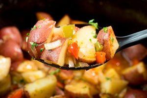 Crock Pot Breakfast Potatoes