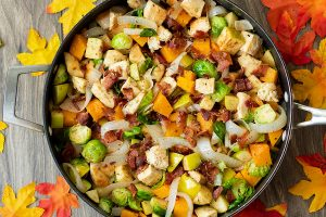 Fall Chicken Skillet