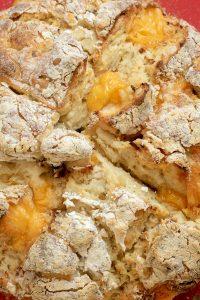 Loaded Mashed Potato Bread