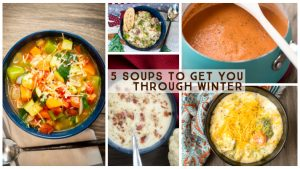 5 Delicious Winter Soups