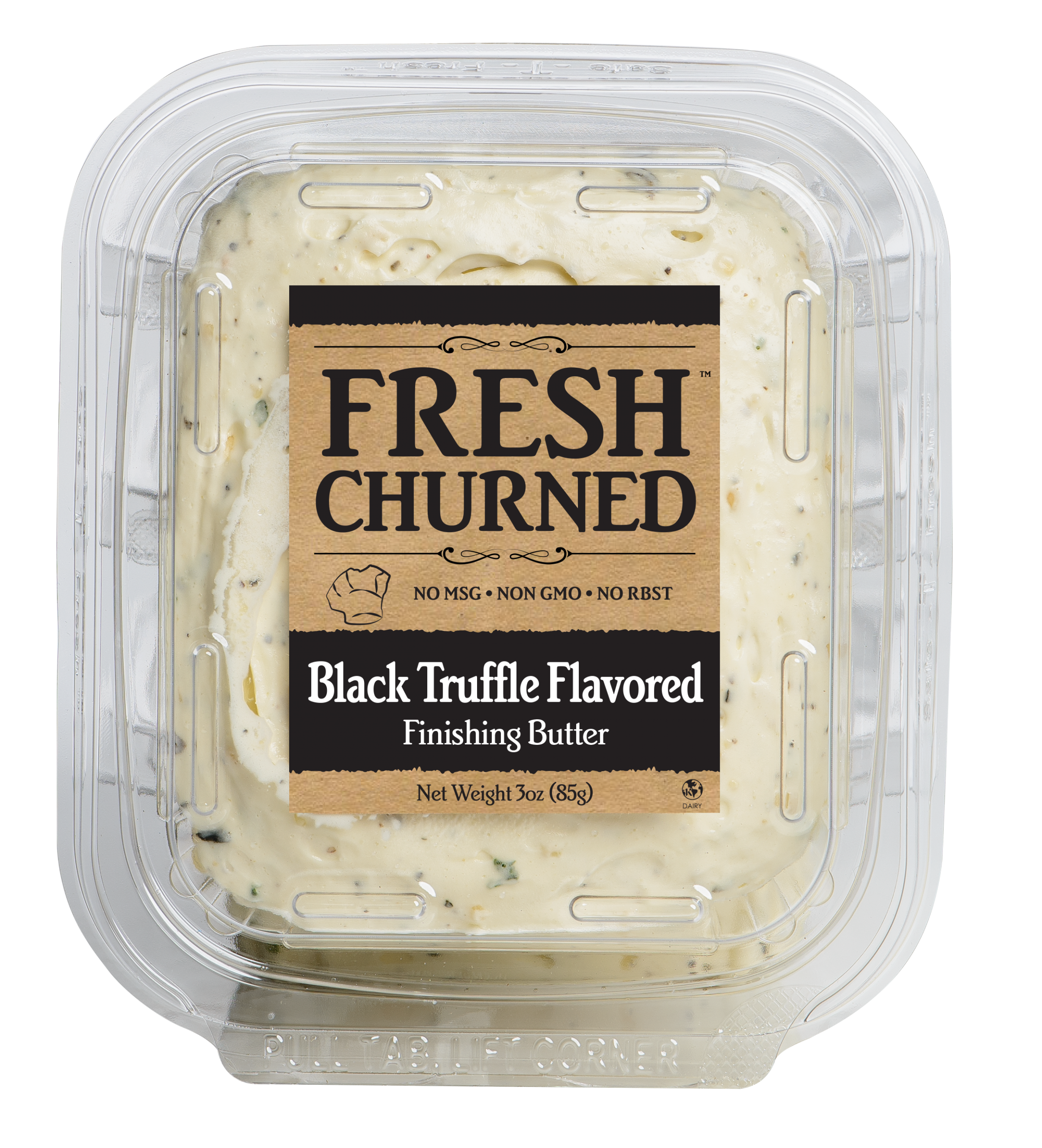 Fresh Churned Truffle Butter