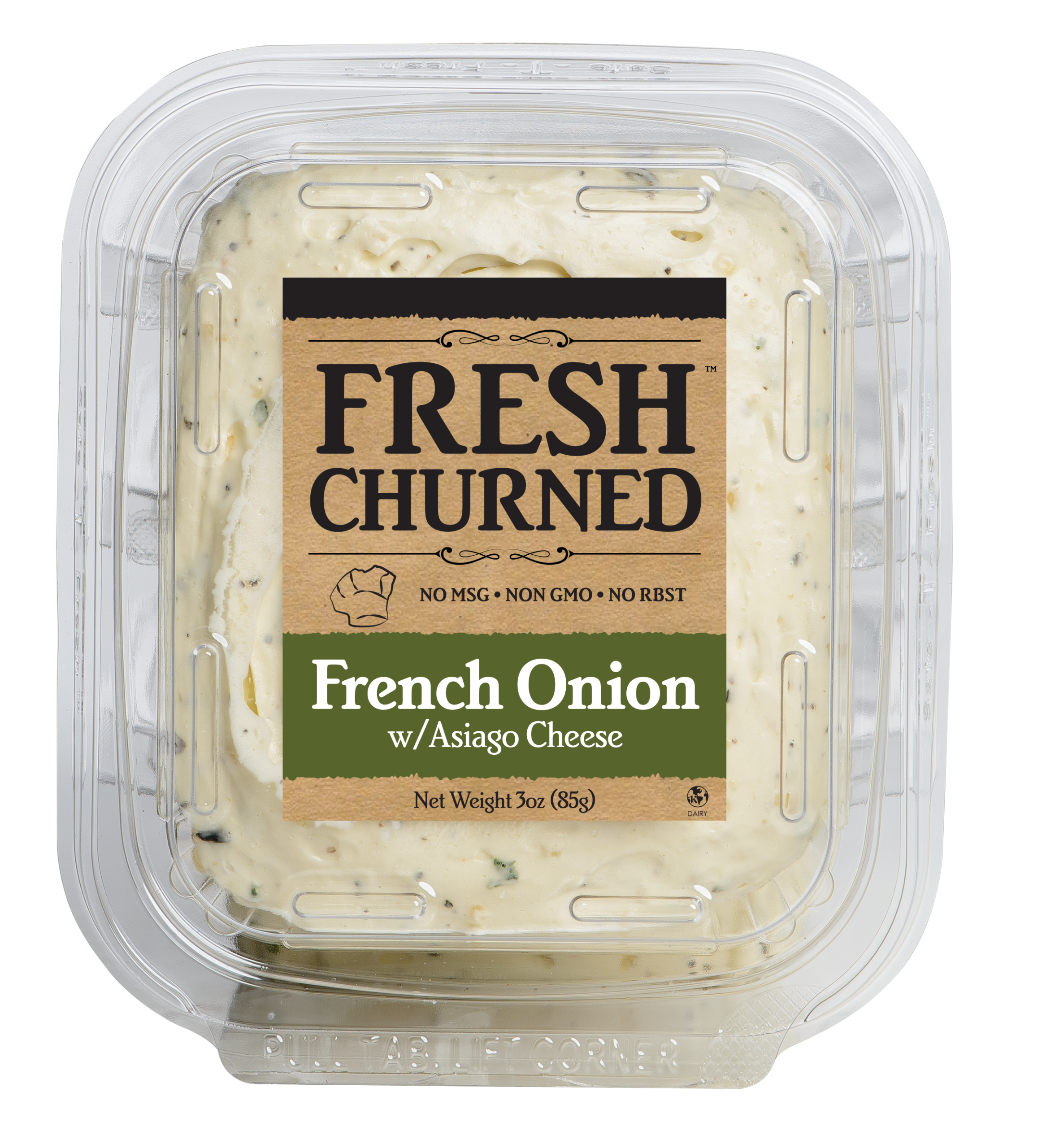 Fresh Churned Onion Butter