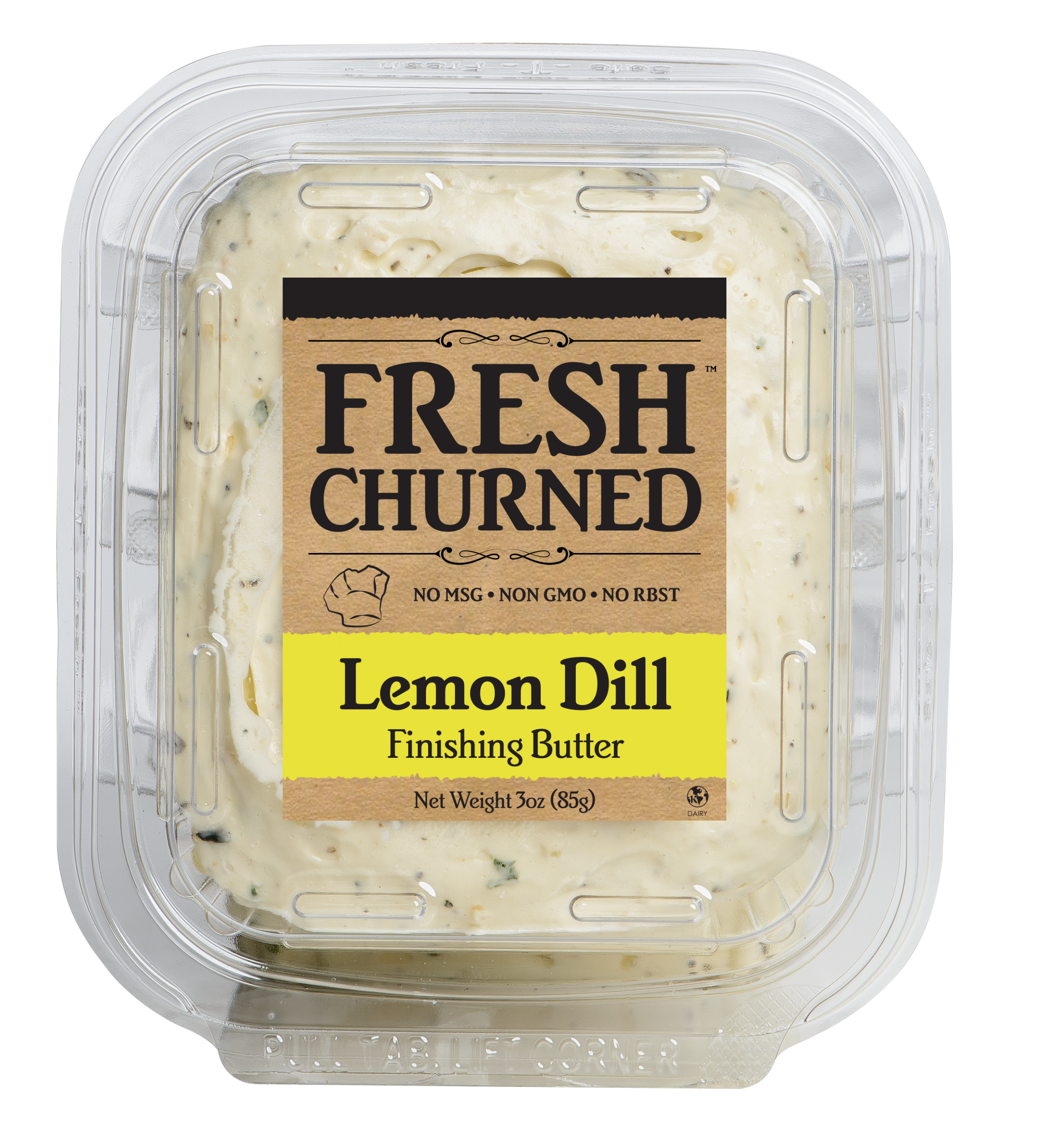 Fresh Churned Lemon Butter