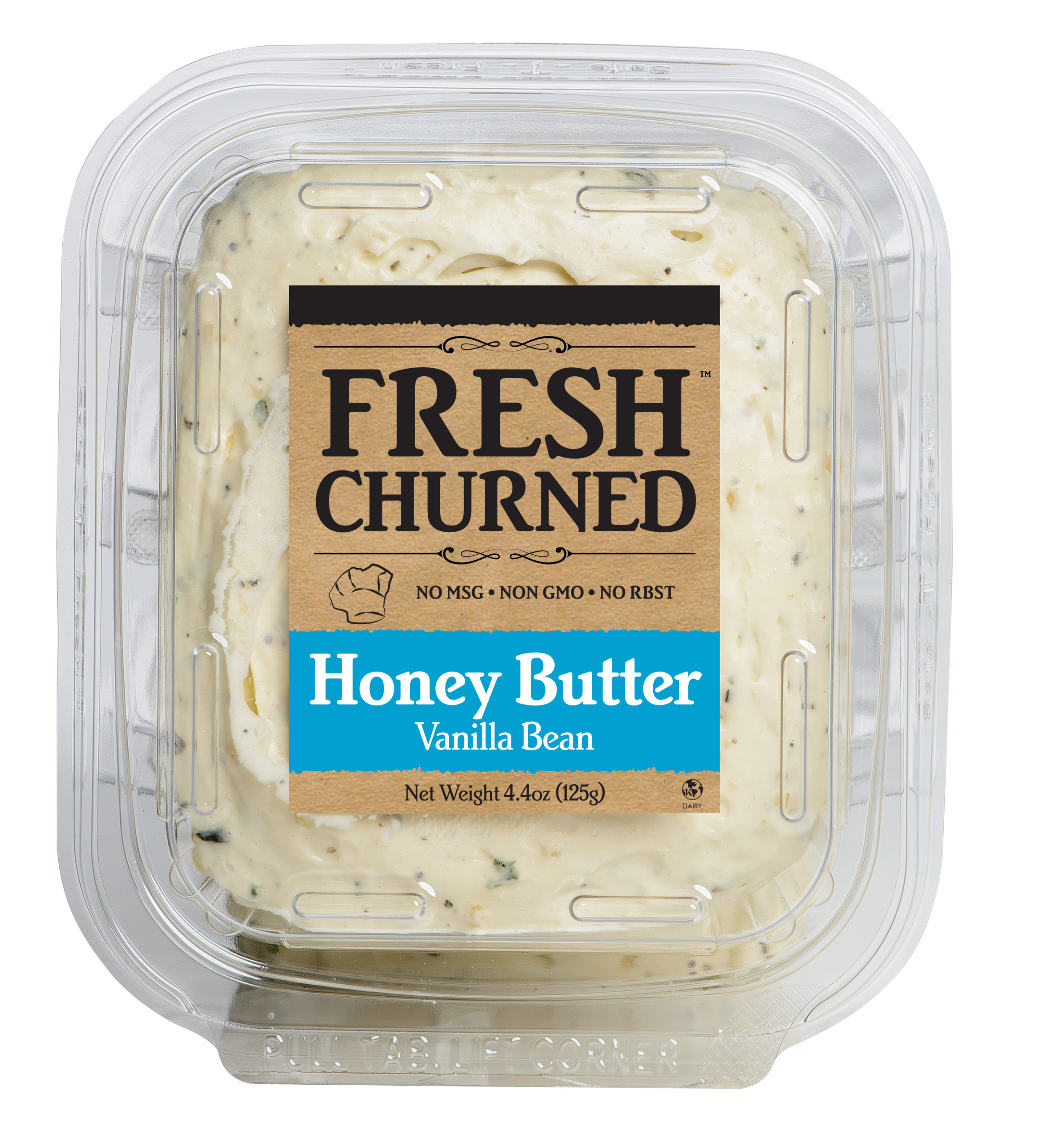 Fresh Churned Honey Butter